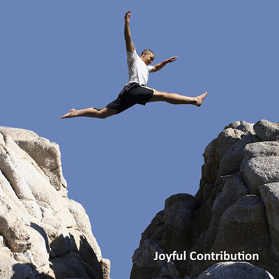 Joyful Contribution