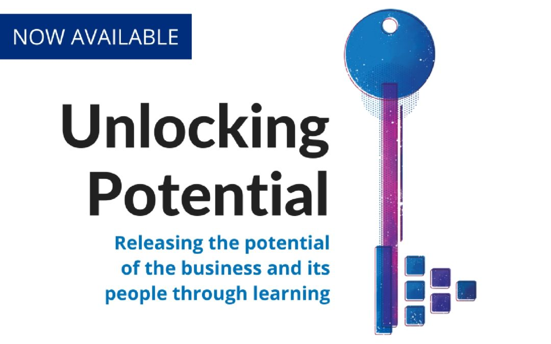 NEW L&D Industry Report from Towards Maturity: Unlocking Potential